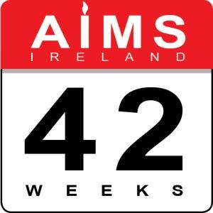 42 weeks logo 19.05