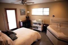 Birth Room, Santa Barbara Birth Centre