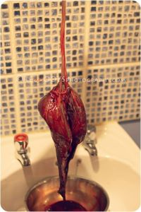 The 'after birth' or placenta and detached umbilical cord